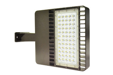 China Parkplatz Shoebox-Art-100W LED beleuchtet mit rostfester, justierbarer Klammer usine